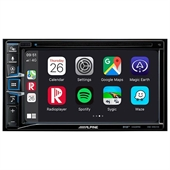 ALPINE INE-W611D MULTIMEDIA STATION MED NAVI/CARPLAY