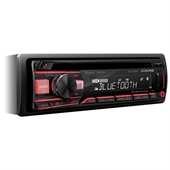 ALPINE CDE-203BT CD/RDS/USB/BT/AUX