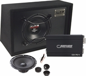 AUDIO SYSTEM CO-SET EVO MED 165MM COAX