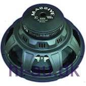 MASSIVE ECO 12S4 - 1 x 4 ohm