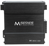 AUDIO SYSTEM M 300.1 MD MICRO