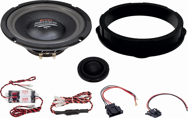 AUDIO SYSTEM MFIT VW T5 EVO2 2-way special front system