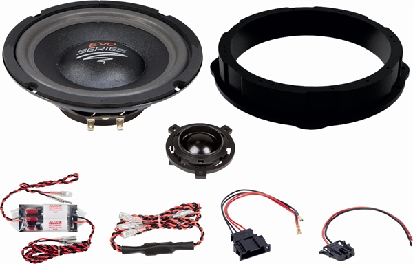 AUDIO SYSTEM MFIT VW T6 EVO2 2-way special front system