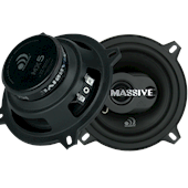 "MASSIVE AUDIO MX 5"" coax"