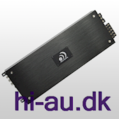 MASSIVE AUDIO NX5 4x120 + 800watt rms