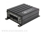 EXCURSION PXAP6 DSP. 6 KANAL PLUG AND PLAY ISO DSP. FORBERET BT STREAMING
