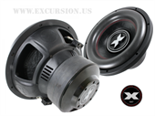 "EXCURSION TRANSFORMER 12"" DOBBELT 4 OHM"