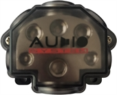 AUDIO SYSTEM Z-DB 1-5  HIGH-END 6-Time Distributor Block