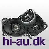 "MASSIVE AUDIO DX 4x6"" coax"
