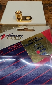 PHOENIX GOLD gpt68 Ground Terminals M8 10MM2 KABEL