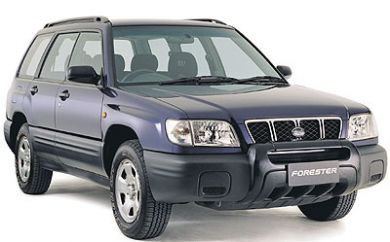 FORESTER (SF)(1997 - 2002)