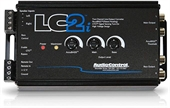 AUDIOCONTROL 2 KANAL HIGH LOW MED AccuBASS® & Subwoofer Control