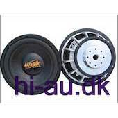 ATOMIC QT10D 2x2ohm